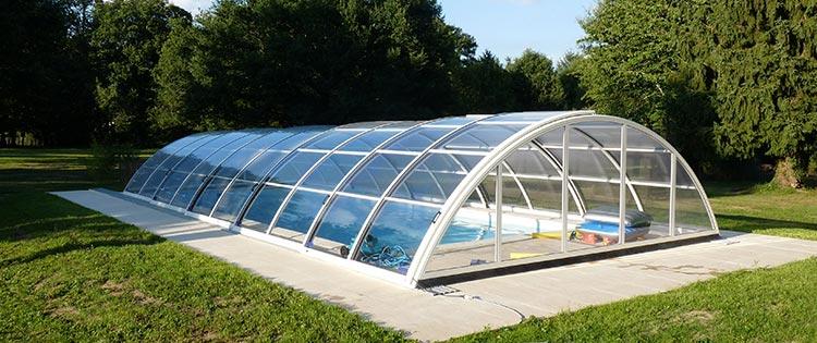 devis couverture piscine Franconville